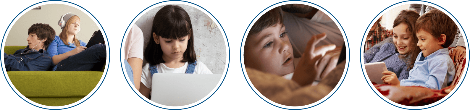 Children On Devices