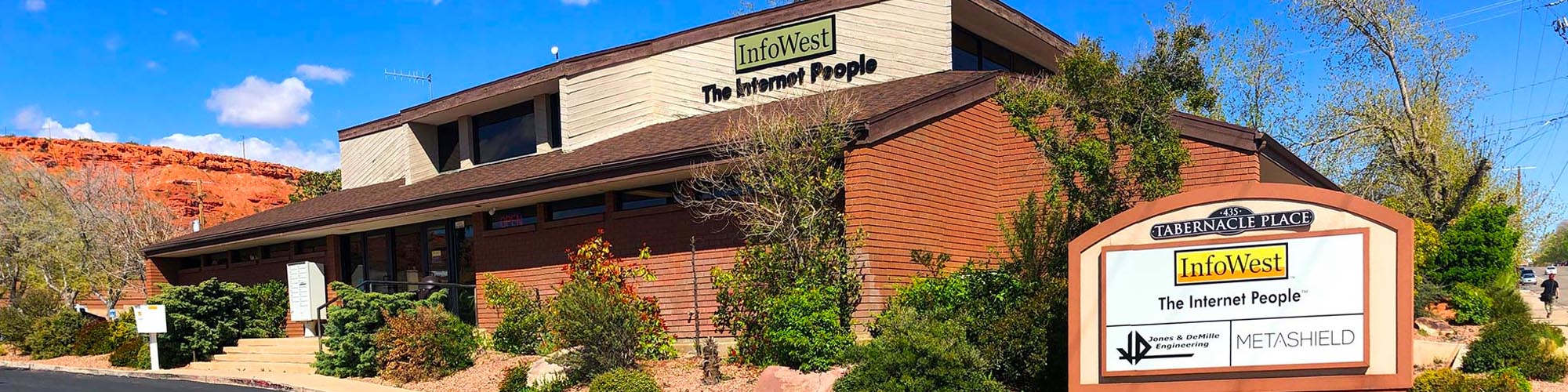 InfoWest Corporate Headquarters
